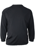 BRONCO PLAIN RASHIE LONG SLEEVE-rashie tops-BIGGUY.COM.AU