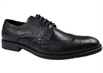 SLATTERS LONDON BROGUE LACE UP-footwear-BIGGUY.COM.AU