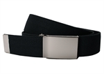 BUCKLE RUSS 34MM STRETCH WEBBING BELT-belts-BIGGUY.COM.AU