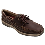 SLATTERS SHACKLE BOAT SHOE -footwear-BIGGUY.COM.AU