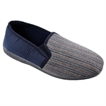ZEDZ CHARLES SLIPPER VELOUR-sleepwear-BIGGUY.COM.AU
