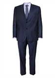 GEOFFREY BEENE SELF CHECK SUIT-extra long suits-BIGGUY.COM.AU