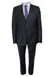 GEOFFREY BEENE SELF CHECK SUIT-tall men-BIGGUY.COM.AU