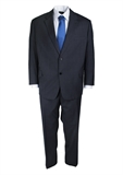 FLAIR VERTICAL STRIPE SUIT-suits-BIGGUY.COM.AU